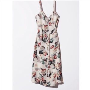Wilfred Astere Wrap Dress from Artizia NWOT
